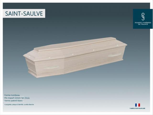 Cercueil crémation Saint Saulve