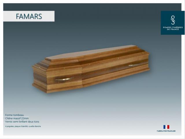 Cercueil inhumation Famars
