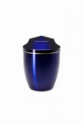 Urne MALTE bleu