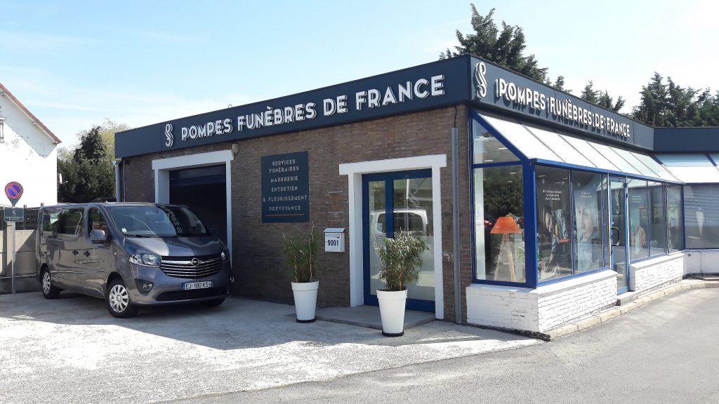 Pompes funèbres et funérarium à Valenciennes (59)