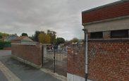 Les cimetières de Beuvrages (59)