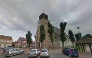 Les églises de  Douchy-les-Mines (59)
